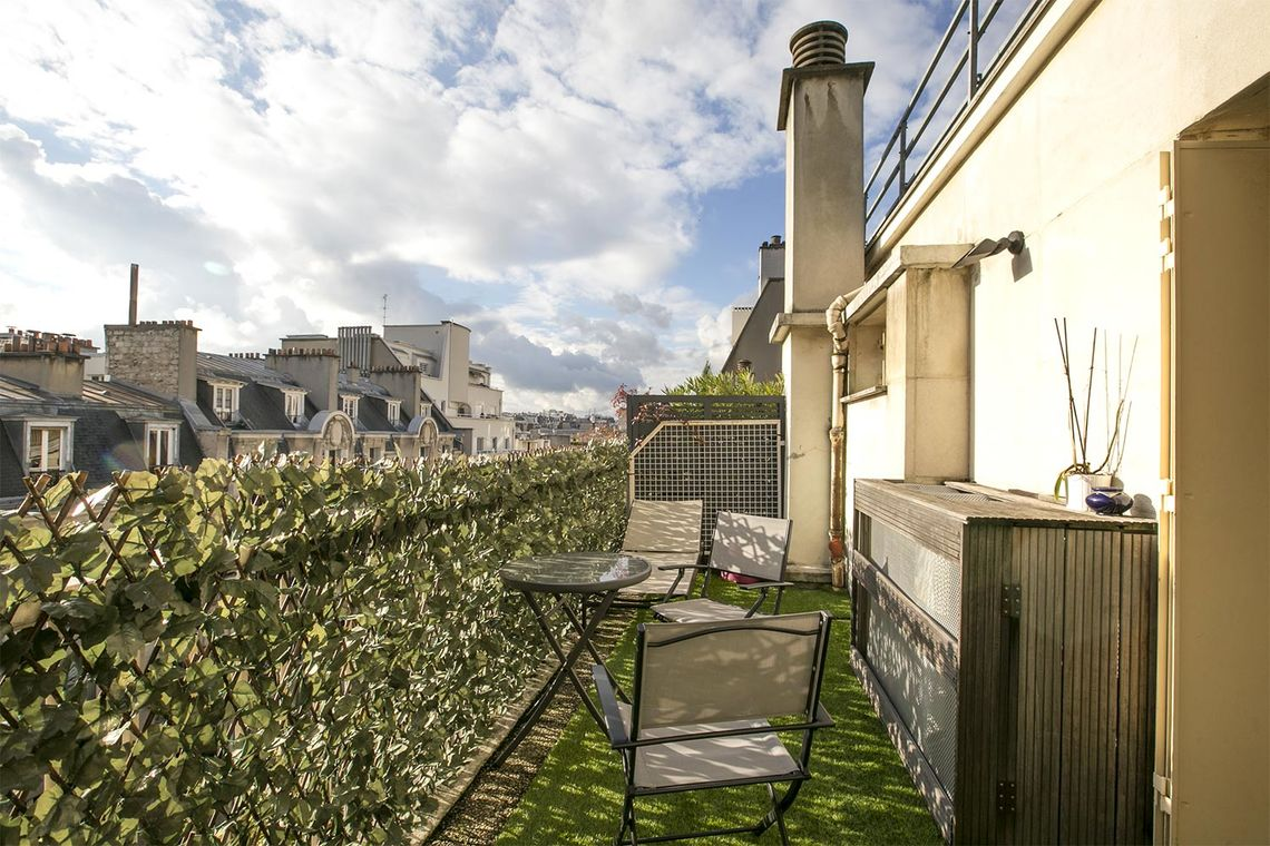 Apartment Paris Rue du Ranelagh 15