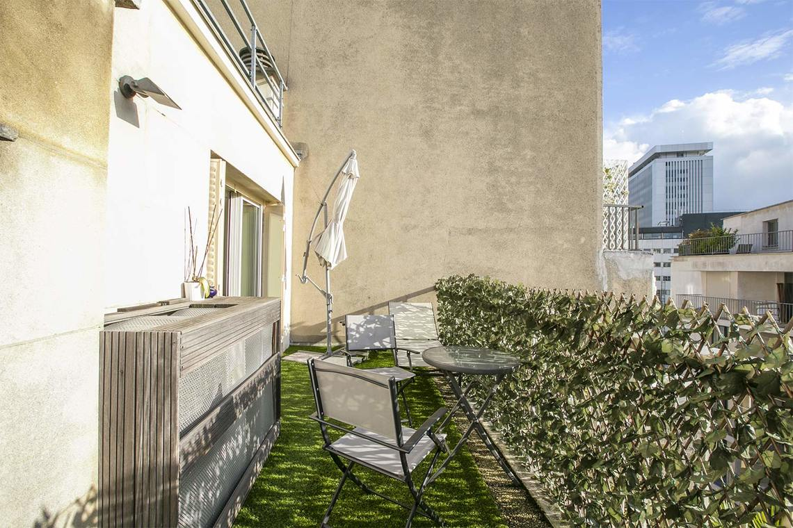 Apartment Paris Rue du Ranelagh 16