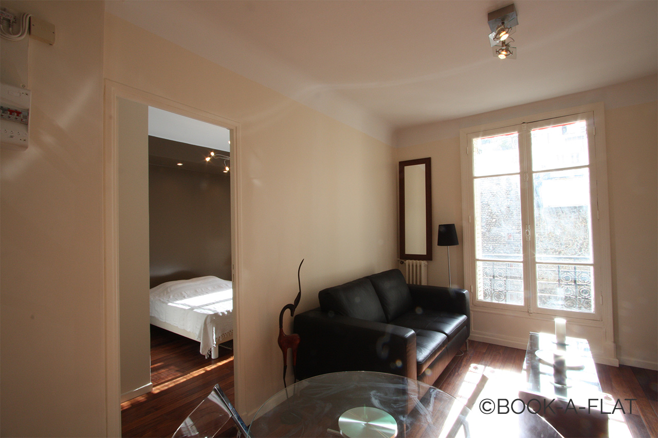 Apartment Paris Caulaincourt 2