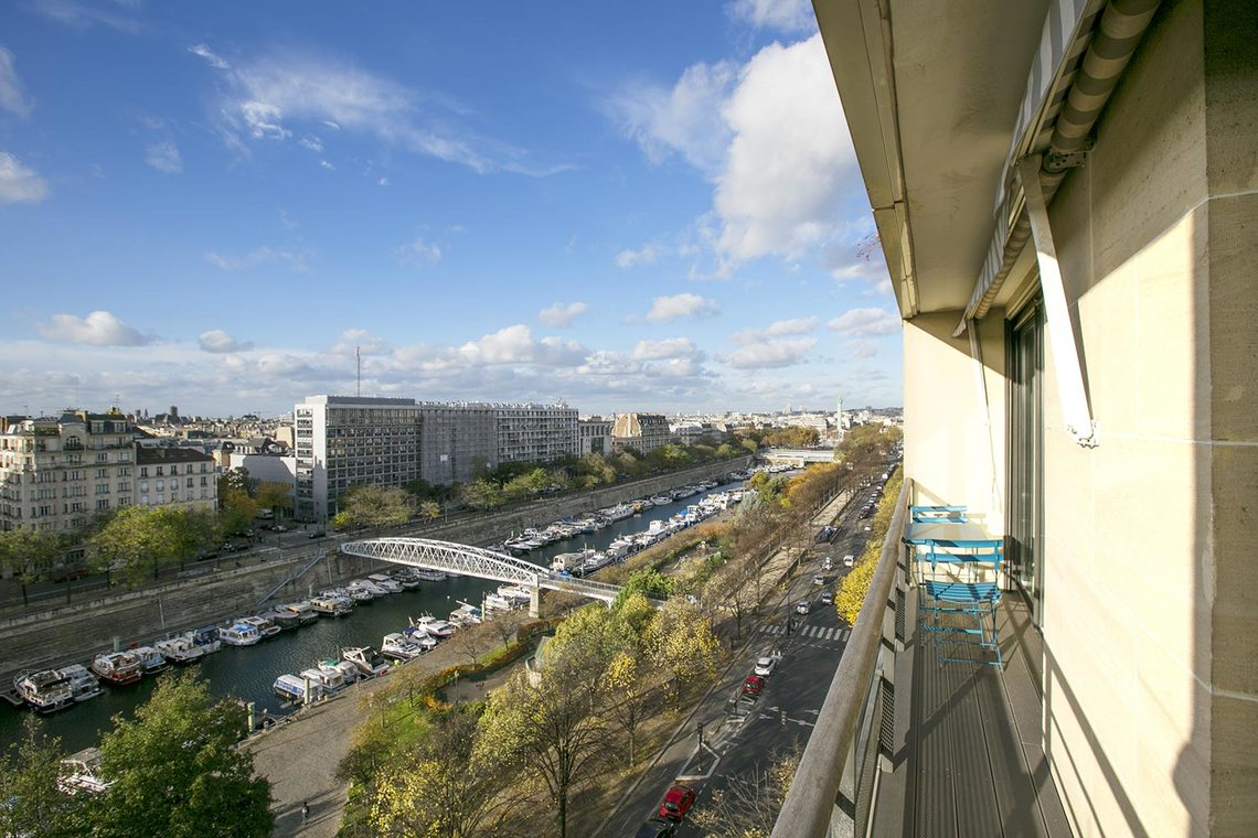 Appartement Paris Boulevard de la Bastille 13