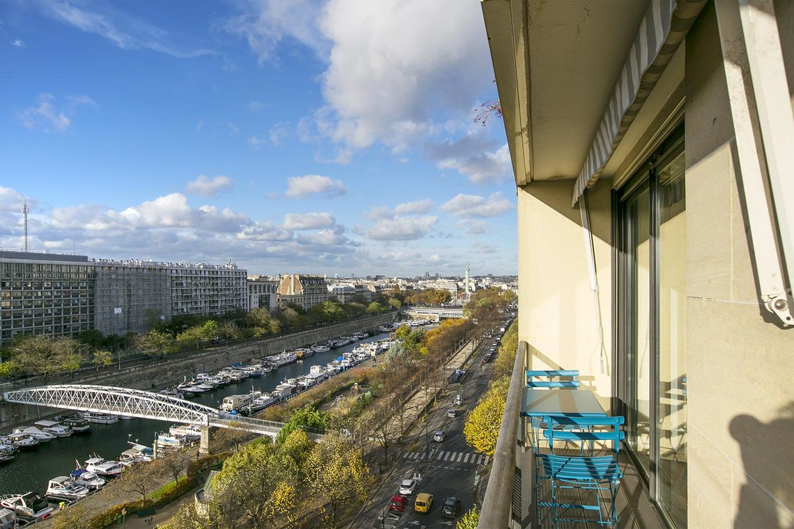 Appartement Paris Boulevard de la Bastille 15