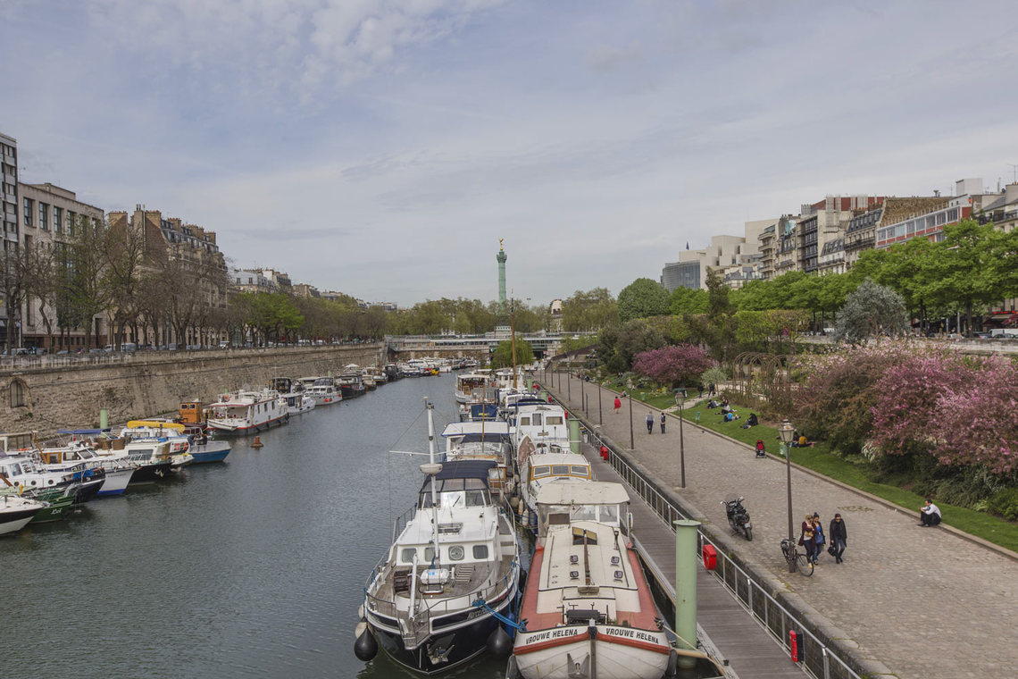 Appartement Paris Boulevard de la Bastille 19