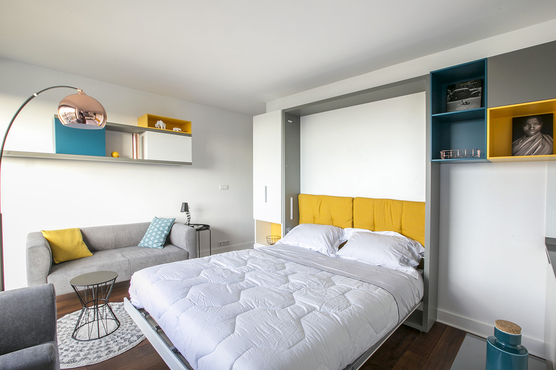 Appartement Paris Boulevard de la Bastille 10