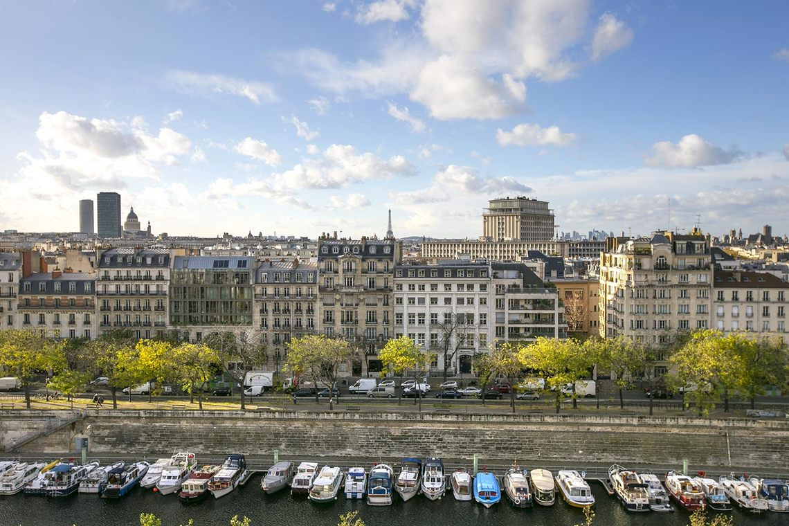 Appartement Paris Boulevard de la Bastille 14