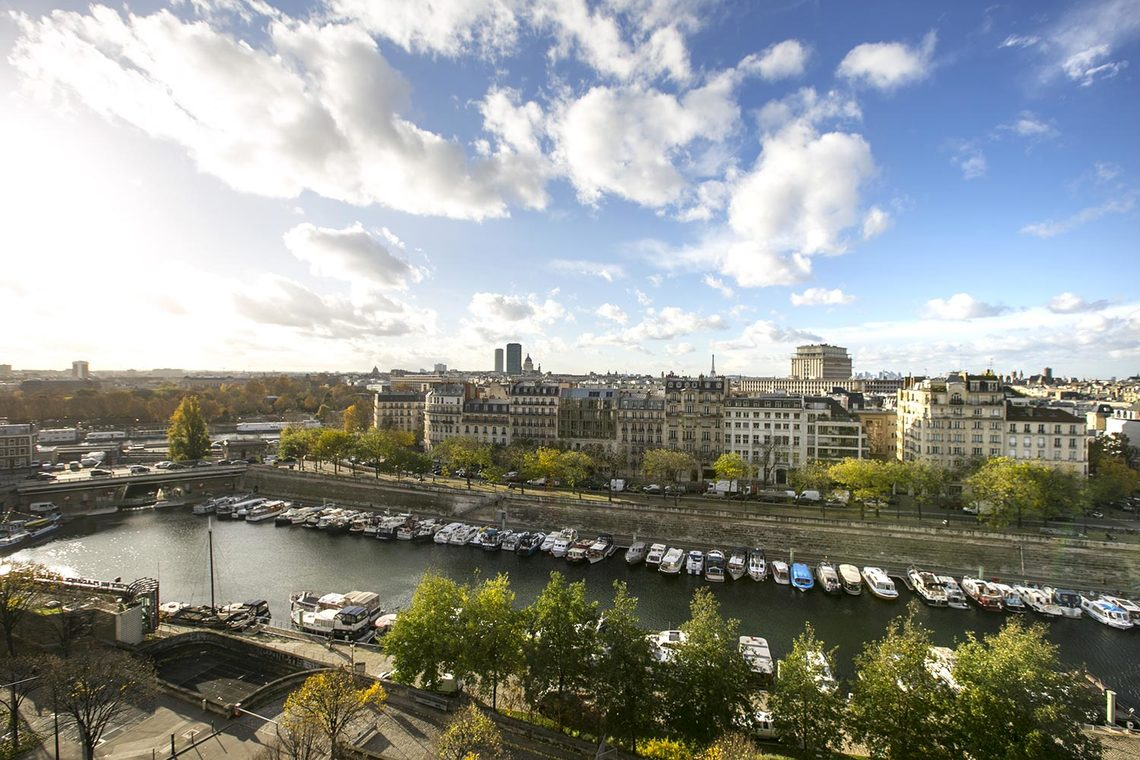 Appartement Paris Boulevard de la Bastille 16
