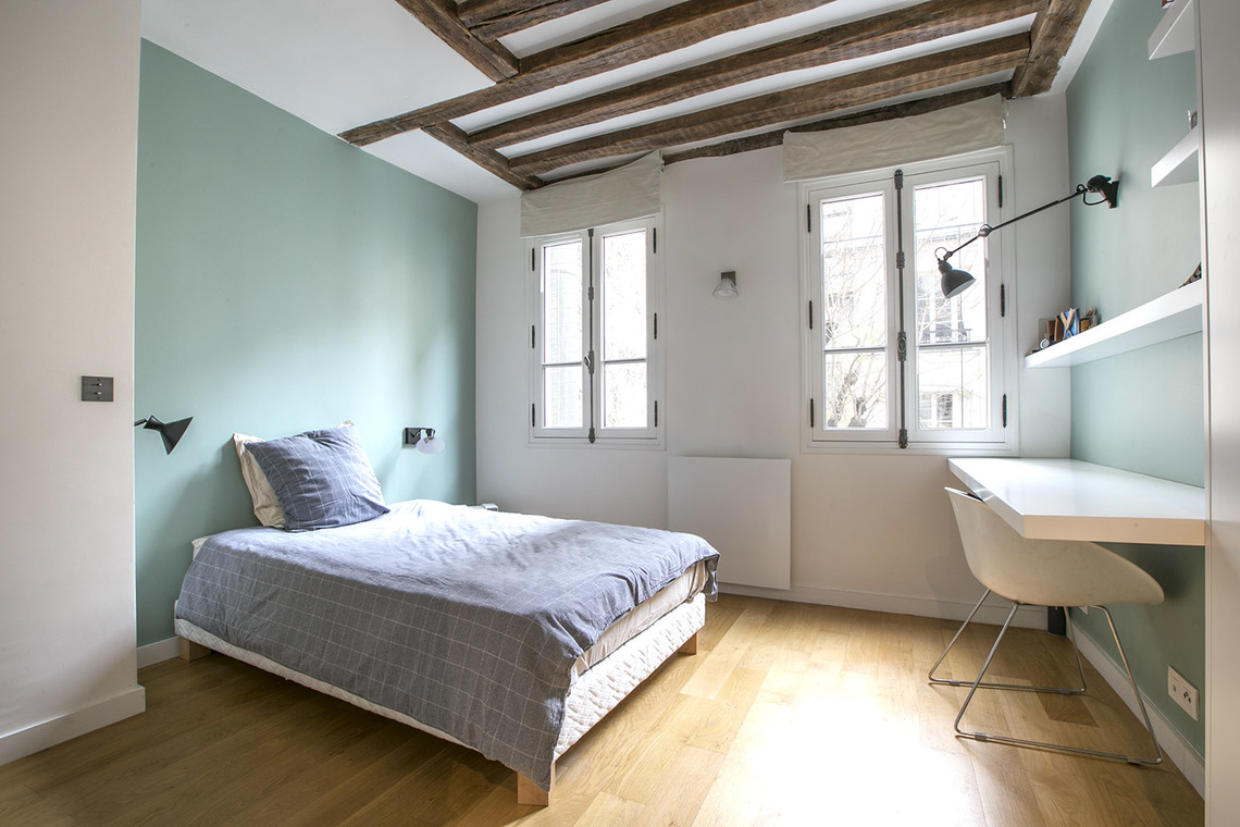 Apartment Paris Rue de Bourgogne 8