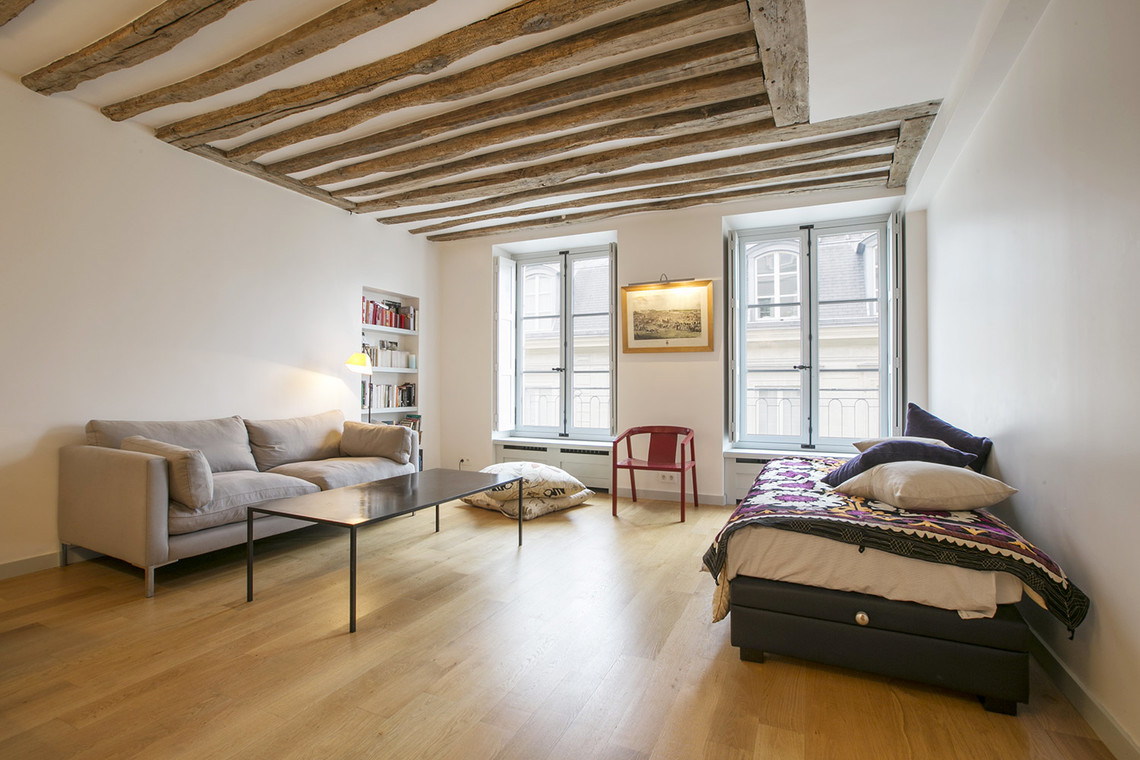 Furnished apartment for rent Paris Rue de Bourgogne