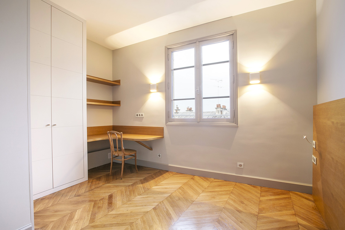 Apartment Paris Rue Joseph Bara 9