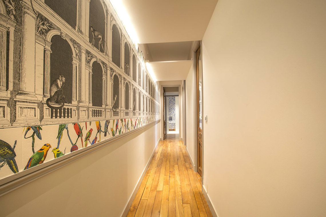 Apartment Paris Rue Joseph Bara 8