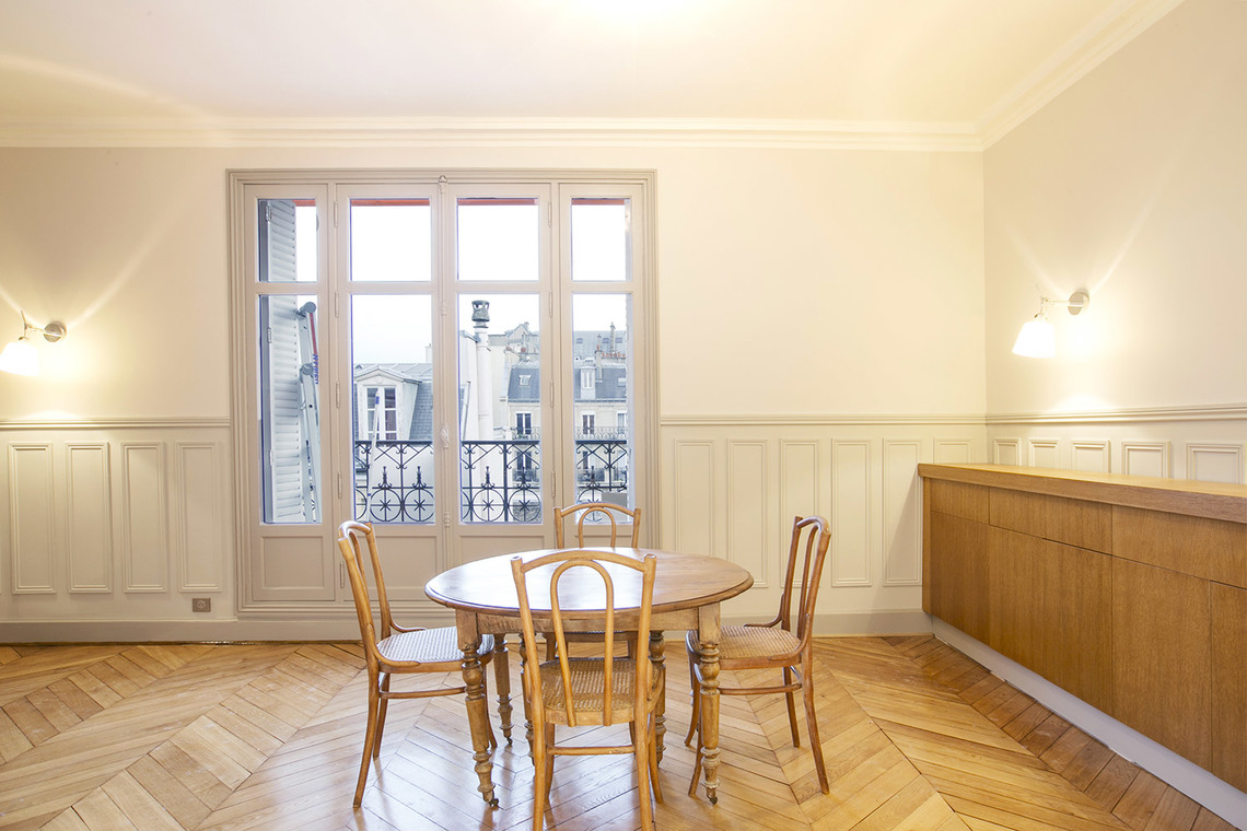Apartment Paris Rue Joseph Bara 3