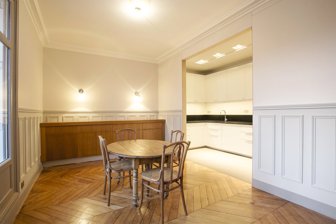 Apartment Paris Rue Joseph Bara 4
