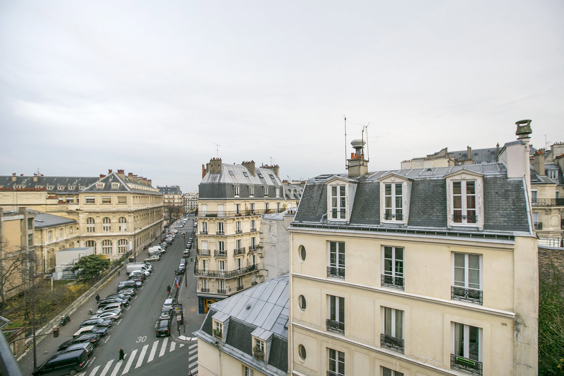 Apartment Paris Rue Joseph Bara 18