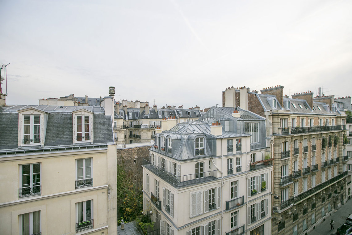 Apartment Paris Rue Joseph Bara 19