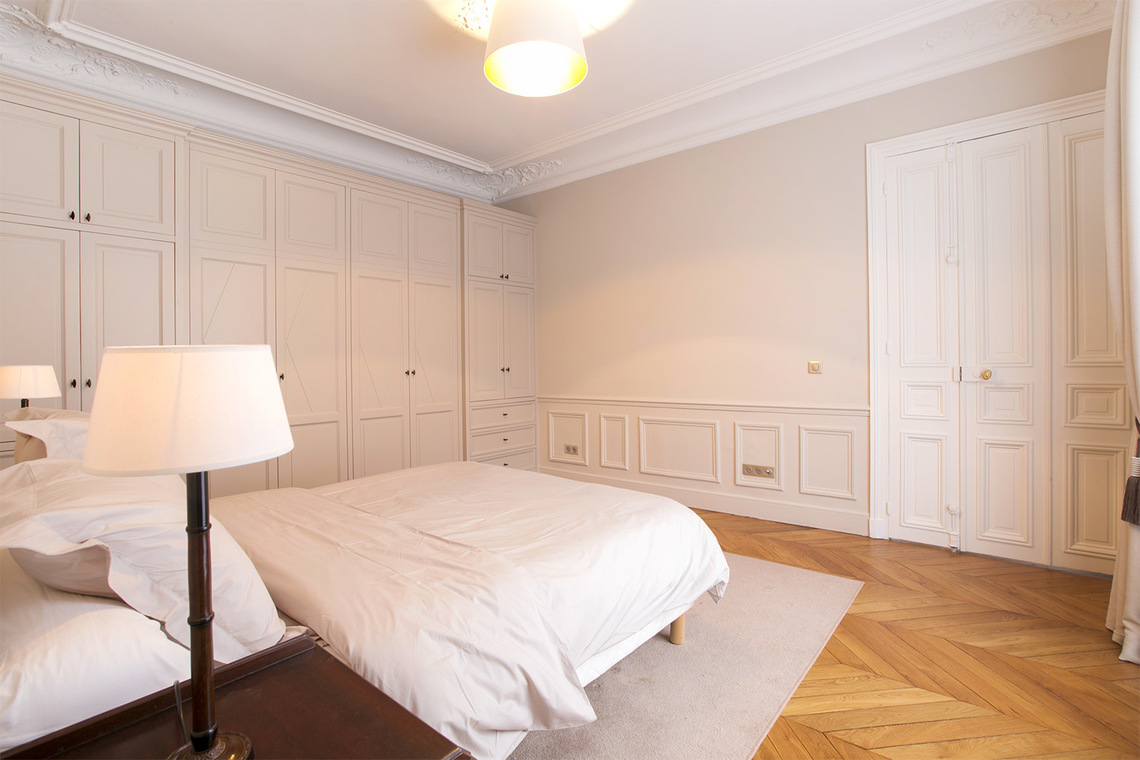Apartment Paris Square de la Tour Maubourg 11