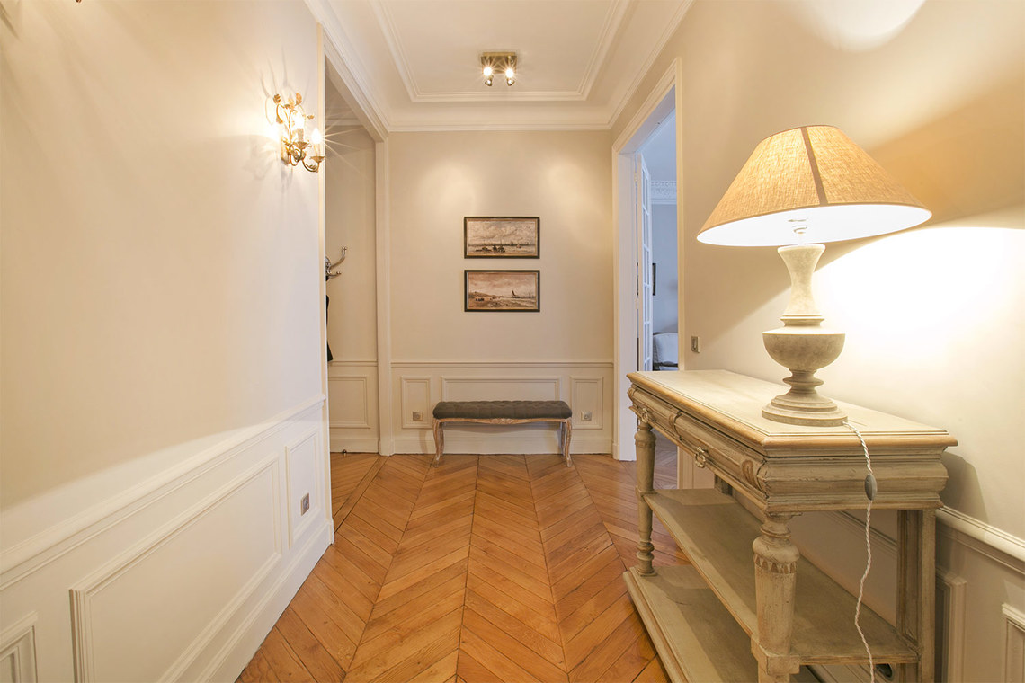 Apartment Paris Square de la Tour Maubourg 19