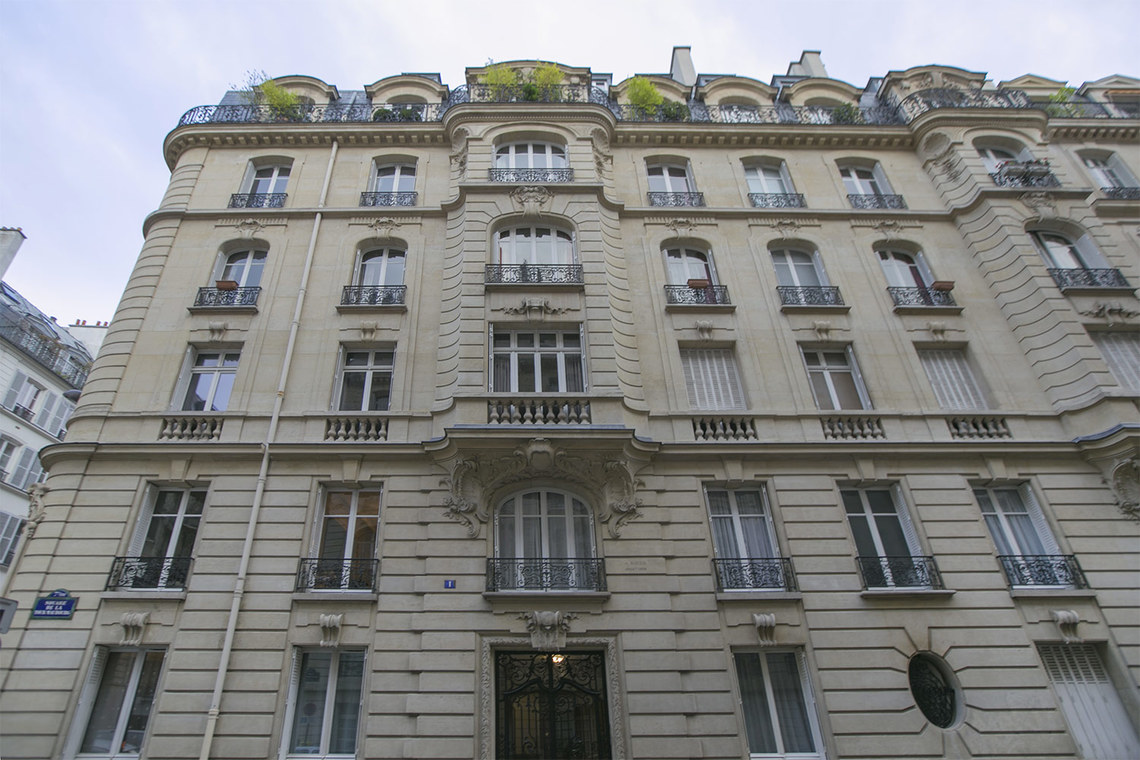 Apartment Paris Square de la Tour Maubourg 21