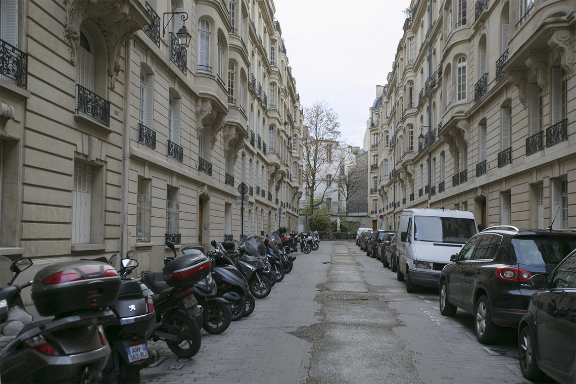 Apartment Paris Square de la Tour Maubourg 22