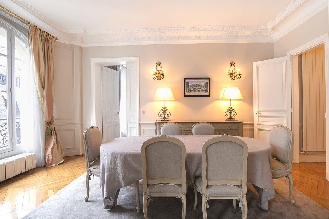 Apartment Paris Square de la Tour Maubourg 4