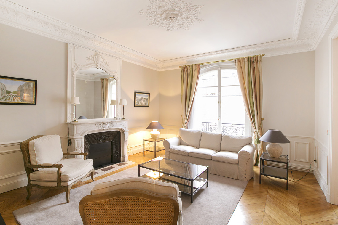 Paris Square de la Tour Maubourg Apartment for rent