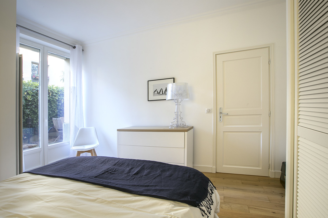 Apartamento Paris Rue Parent de Rosan 10