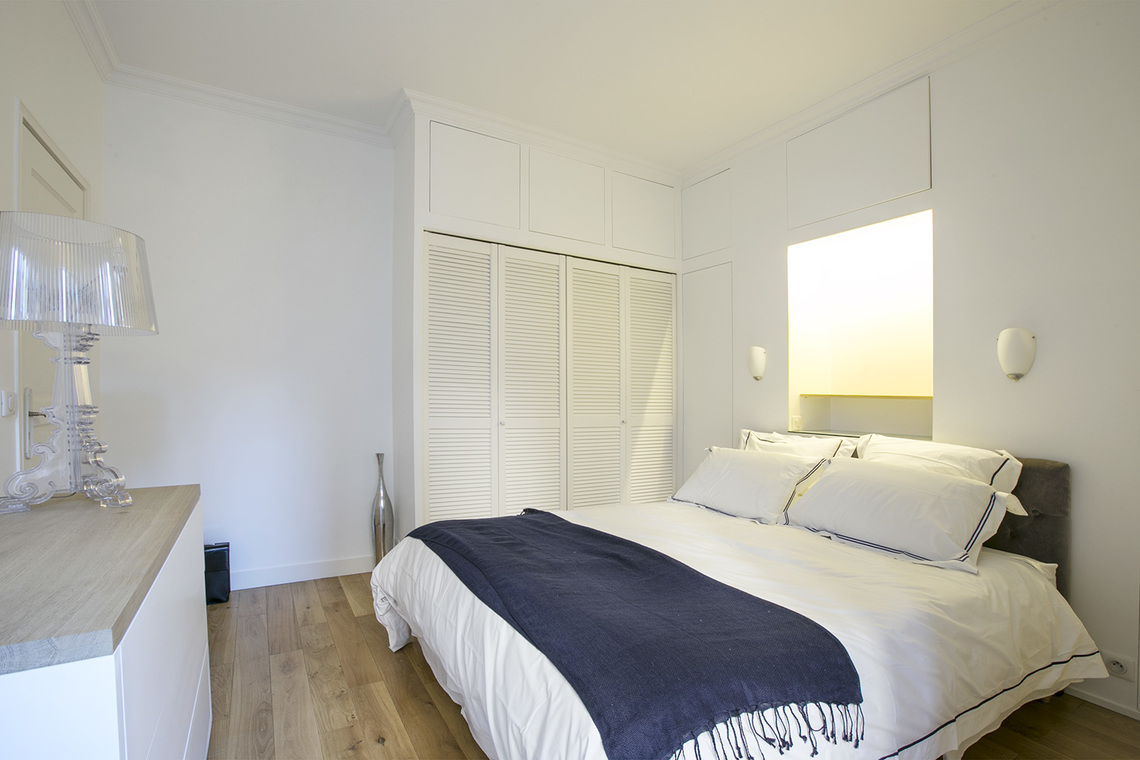 Apartamento Paris Rue Parent de Rosan 11