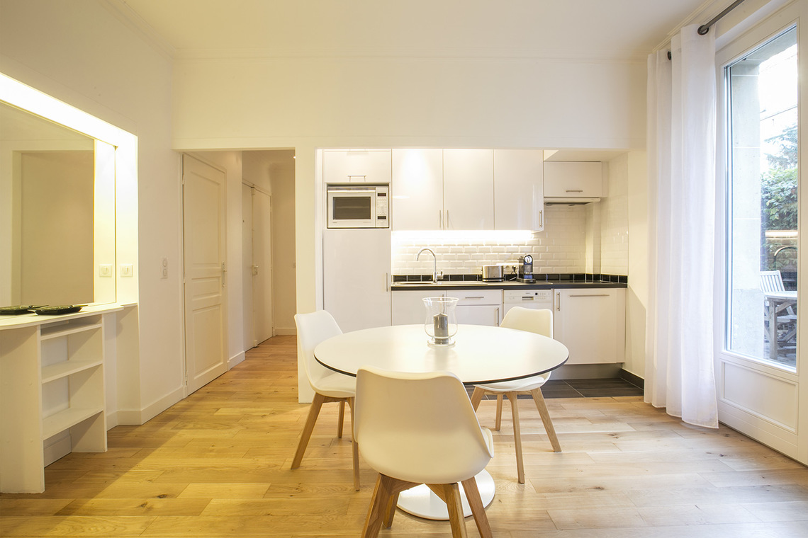 Apartamento Paris Rue Parent de Rosan 7