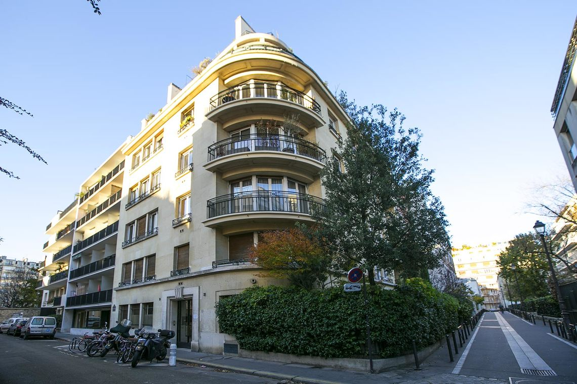 Квартира Paris Rue Parent de Rosan 17