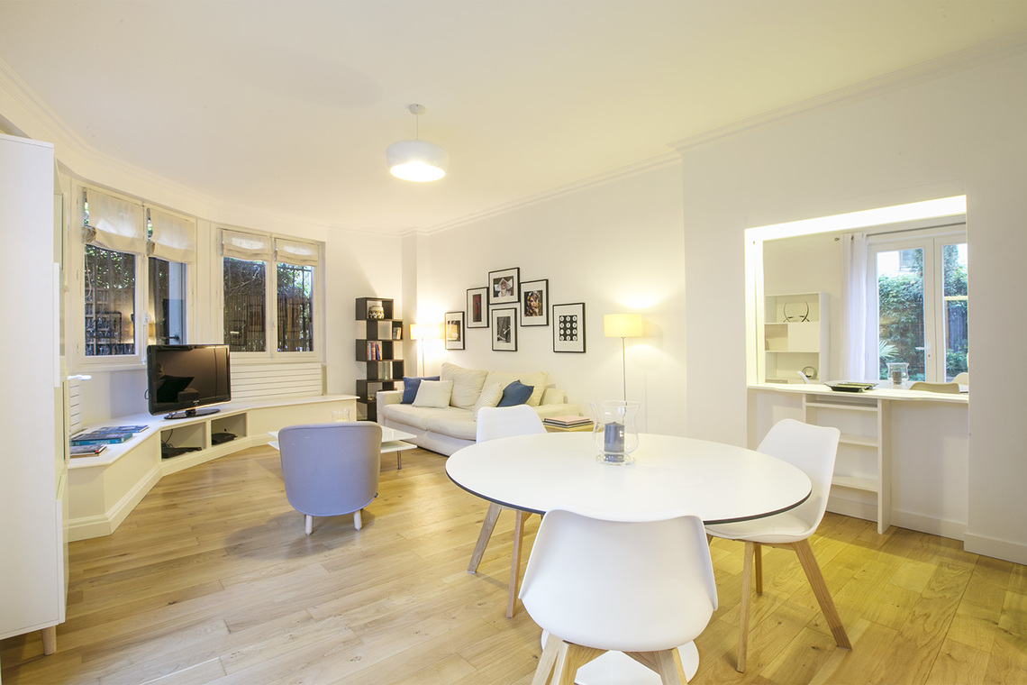 Apartamento Paris Rue Parent de Rosan 3
