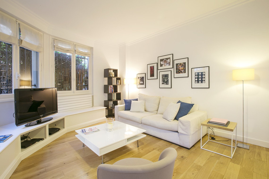 Квартира Paris Rue Parent de Rosan 4