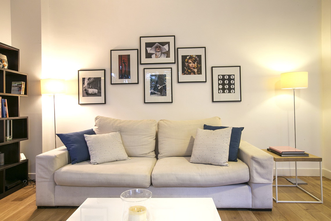Apartamento Paris Rue Parent de Rosan 5