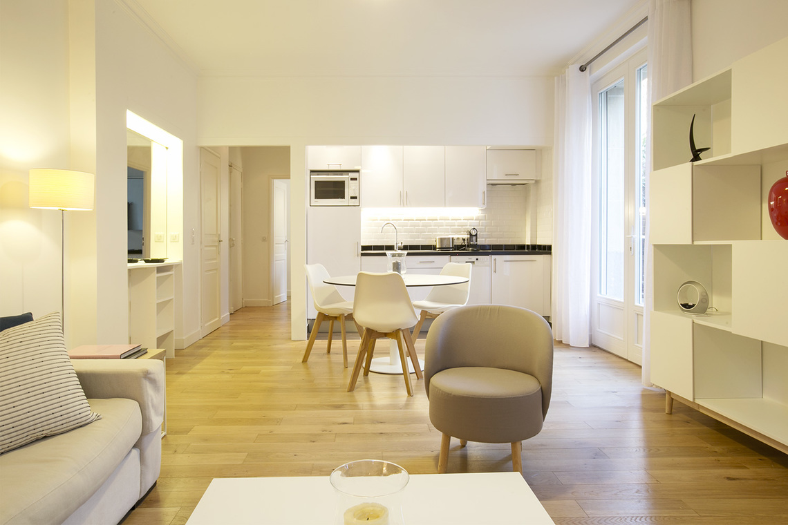Apartamento Paris Rue Parent de Rosan 6