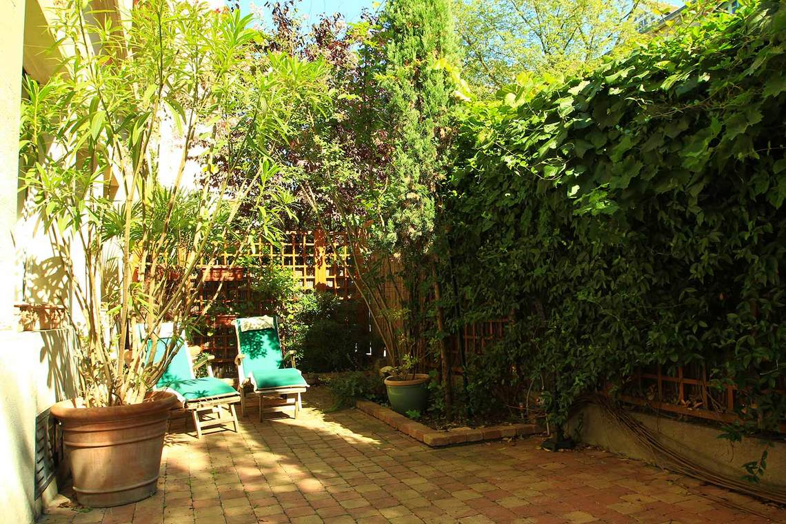 Apartamento Paris Rue Parent de Rosan 15