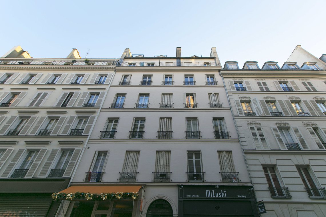 Квартира Paris Rue Saint Georges 13