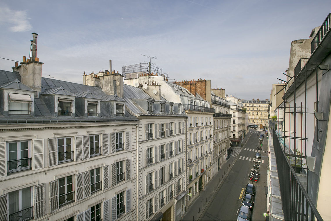Квартира Paris Rue Saint Georges 11