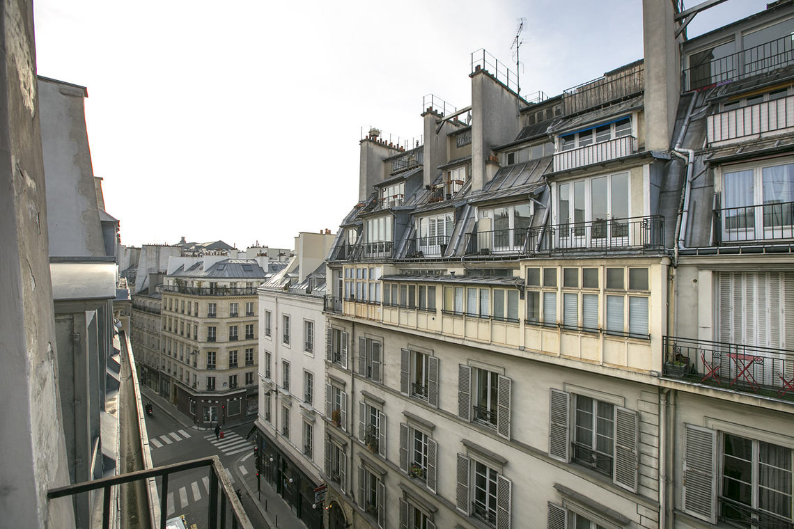 Квартира Paris Rue Saint Georges 12