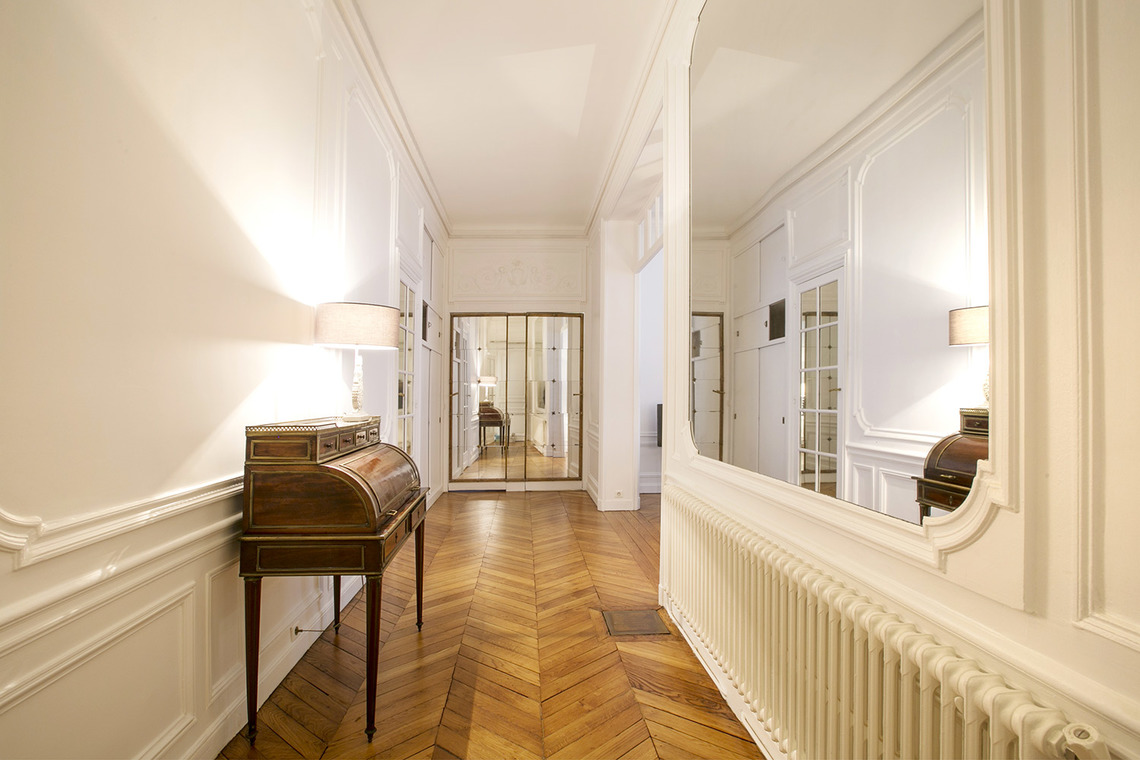 Apartment Paris Rue de Lisbonne 7