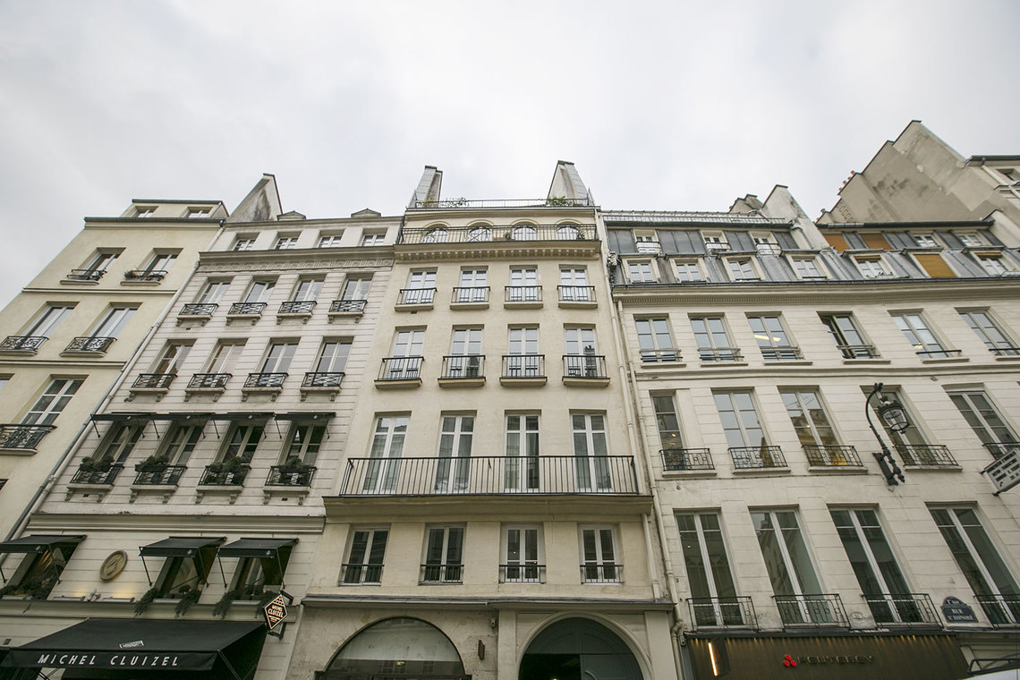 Квартира Paris Rue Saint Honoré 17