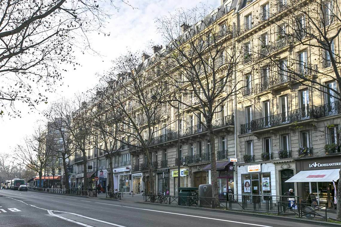 Apartment Paris Boulevard Saint Michel 18