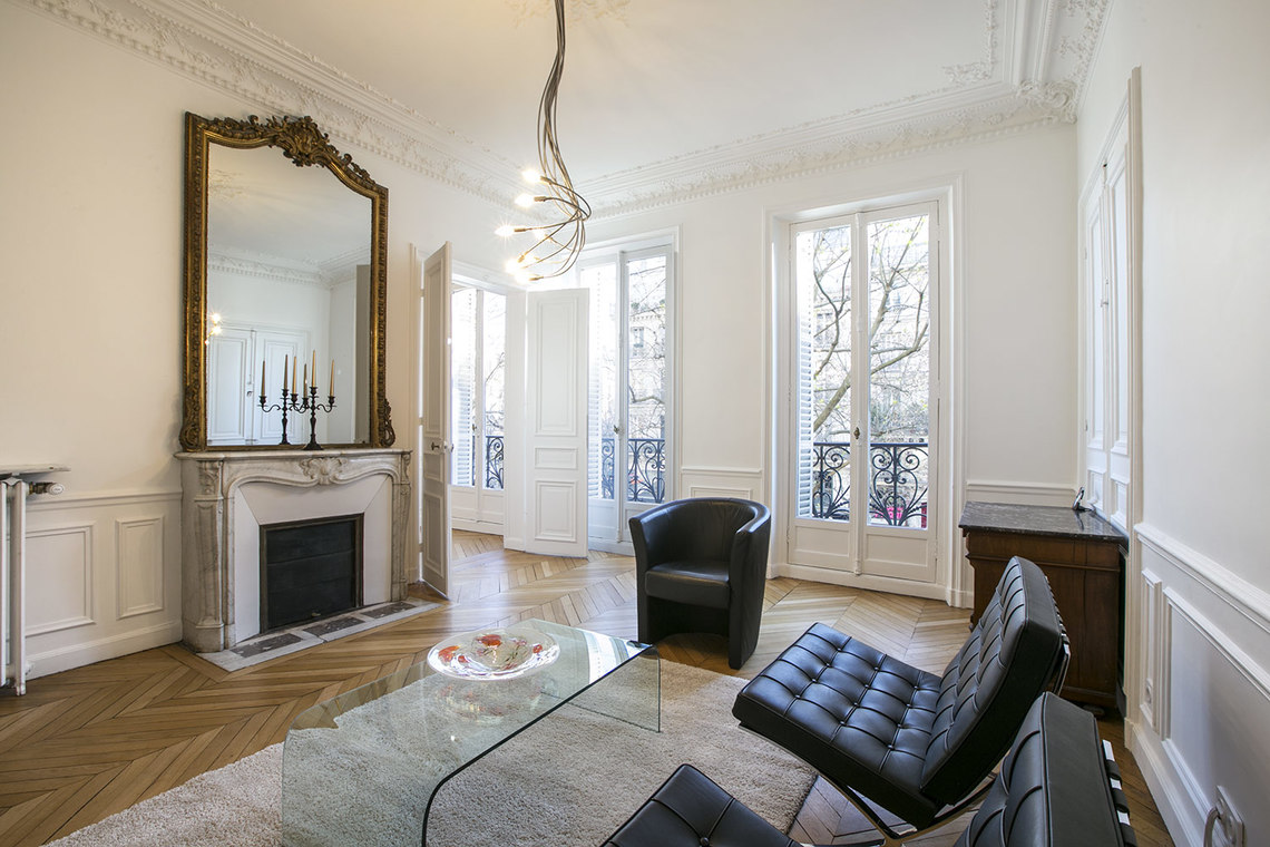 Furnished apartment for rent Paris Boulevard Saint Michel