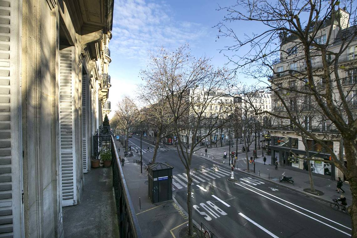 Apartment Paris Boulevard Saint Michel 17