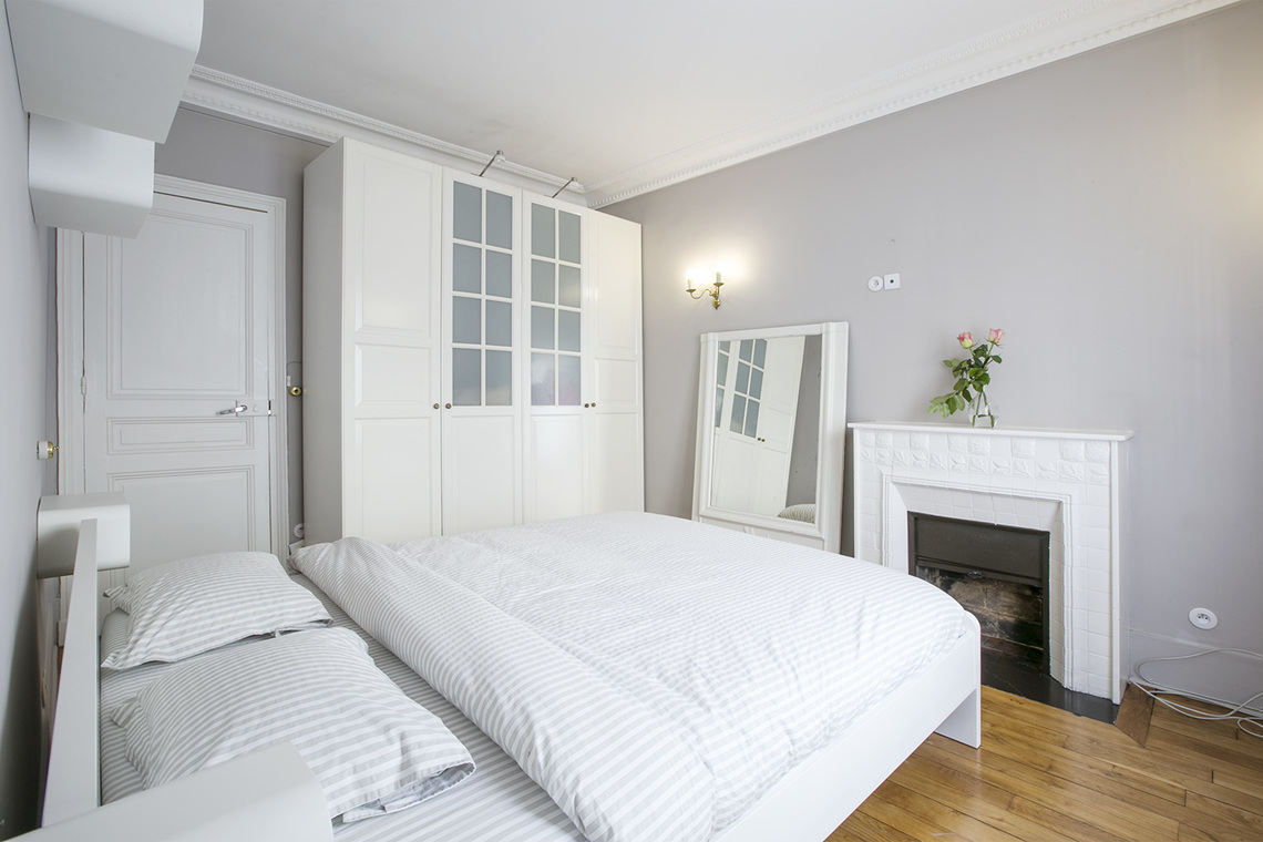 Appartement Paris Rue du Simplon 5
