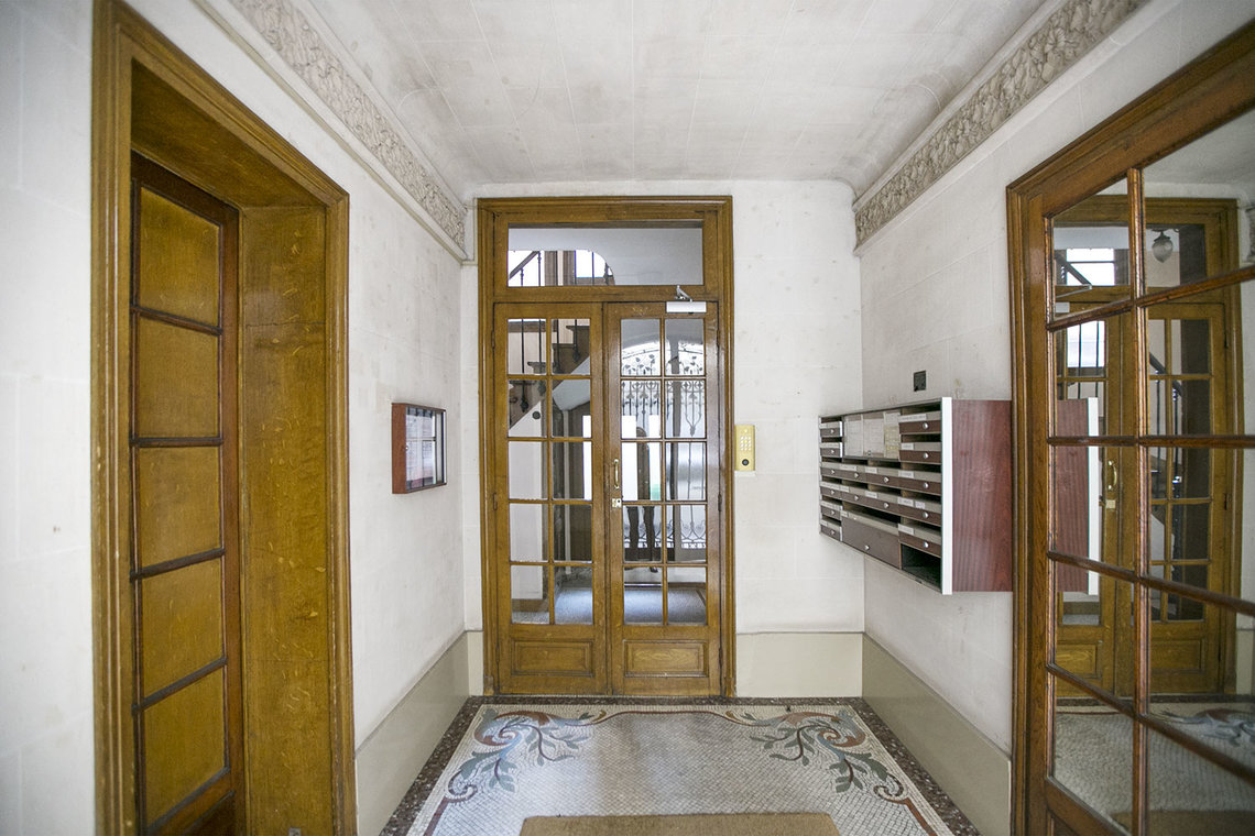 Appartement Paris Rue du Simplon 17