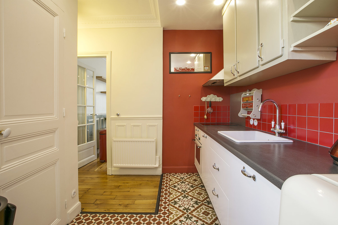 Appartement Paris Rue du Simplon 10