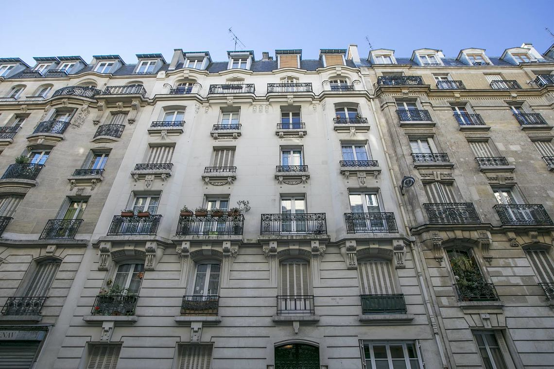 Appartement Paris Rue du Simplon 18