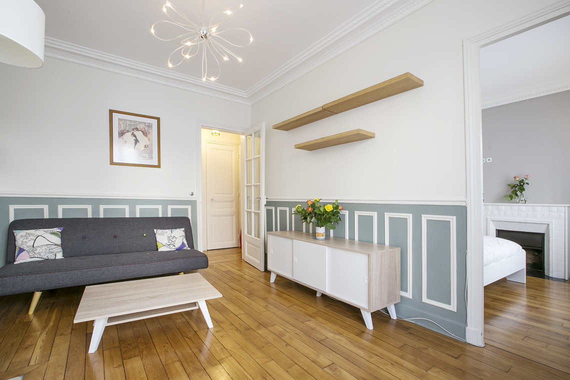 Appartement Paris Rue du Simplon 4