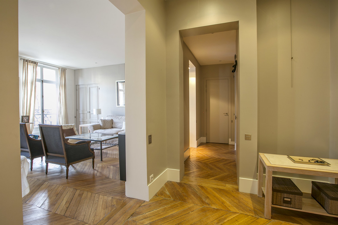 Apartment Paris Avenue Mac-Mahon 7