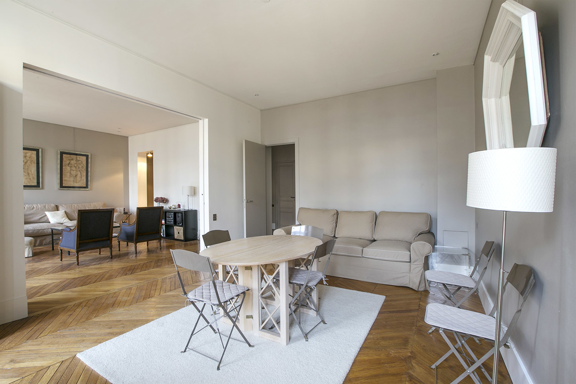 Apartment Paris Avenue Mac-Mahon 5