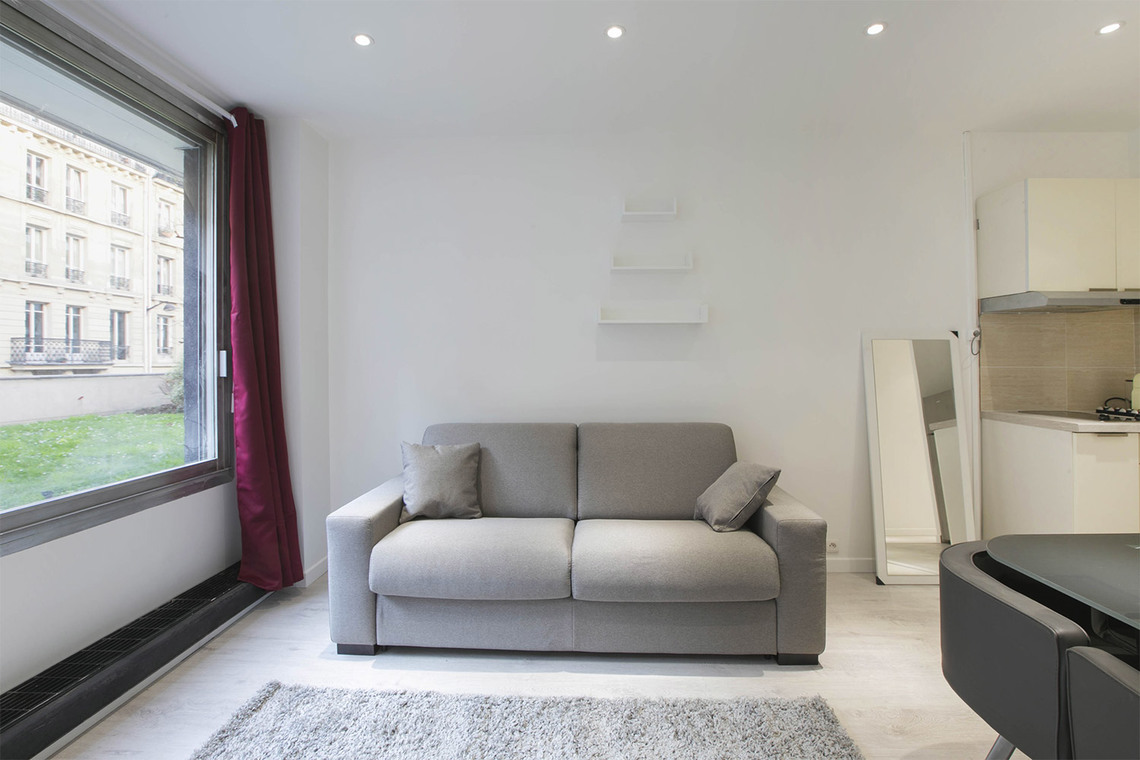 Apartment Paris Rue des Sablons 2