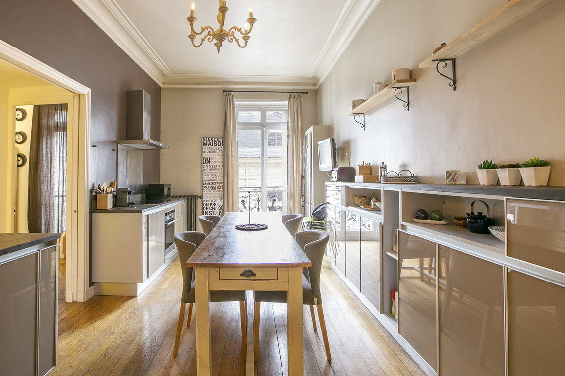 Квартира Paris Rue Balzac 5