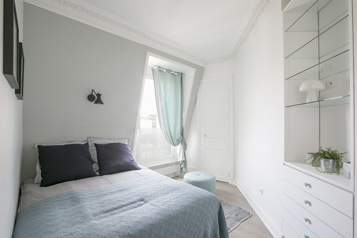 Apartment Paris Rue Humblot 12